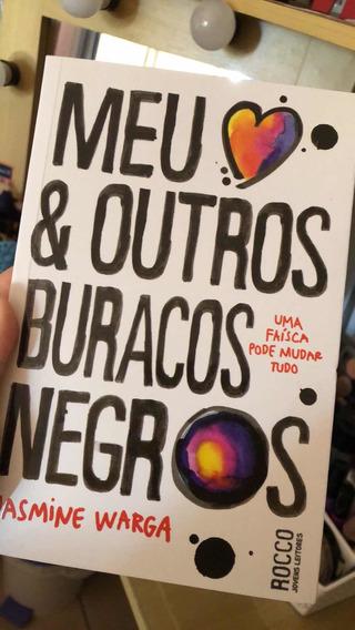 Livro Meu Coração E Outros Buracos Negros