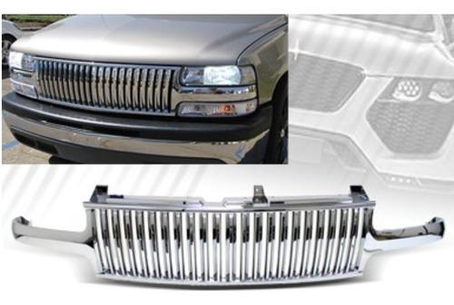 Parrilla De Chevrolet Silverado 1500 2500 1999 - 2002 Nueva!