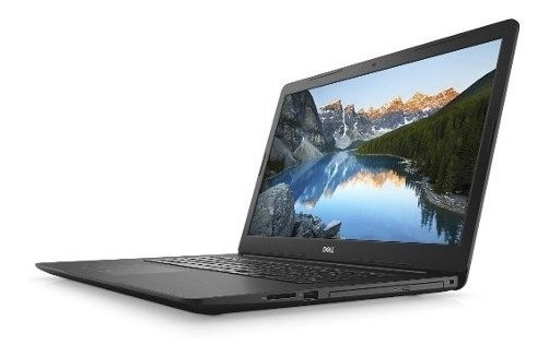Notebook Dell I5575-a403blk-pus Ryzen 5 2500u 4gb 1tb W10