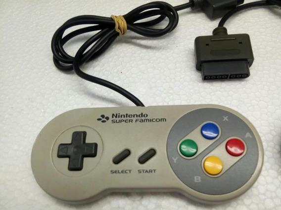 Controle Super Nintendo Famicom