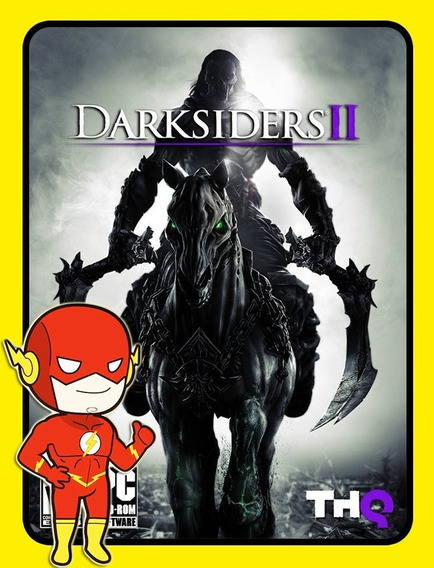 Darksiders 2 Pc - Steam Key (envio Flash)