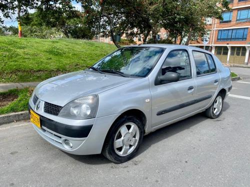Renault Symbol Expression At Fase Iv 1.600 Cc
