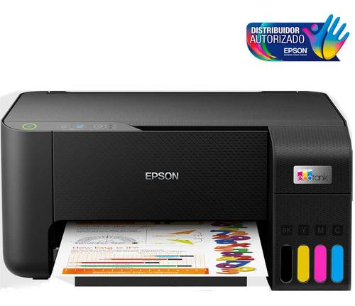 Imagen 1 de 8 de Epson L3210 Impresora Multifuncional 3 En 1 Ecotank Escaner