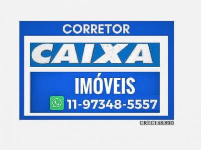 Casa Da Caixa, R$ 79.591,35, Jardim Palmeiras, Leme, Sp - Cs1358v