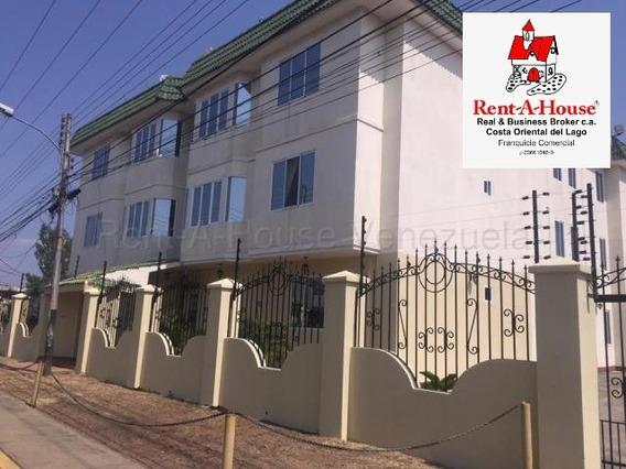 Apartamento En Alquiler Ciudad Ojeda 20-9290