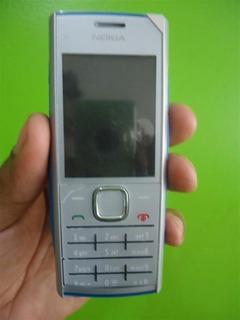 Celular Nokia X2-00 5mp Mp3 Video Ótimo Pra Atividade Física