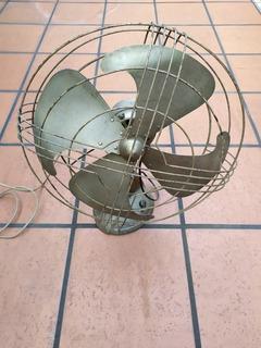 Ventilador Antiguo Retro Dallavalle- Daumas