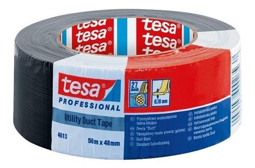 Fita Silver Tape 48mm X 50m Preta - Pronta Entrega !!!