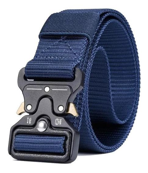 Cinturón Táctico Militar Policía Tipo Asalto + Navaja Gratis