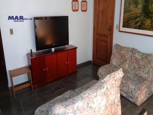 Imagem 1 de 13 de Apartamento Residencial À Venda, Jardim Las Palmas, Guarujá - . - Ap9866