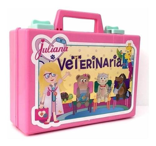 Juliana Veterinaria Valija Nenas Tv Educando