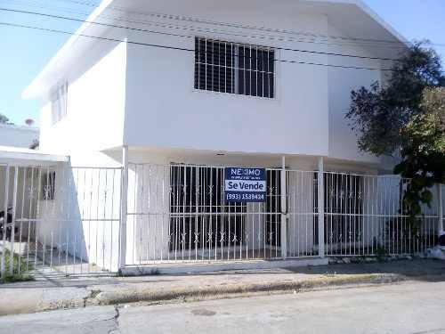 Venta De Casa En Esquina, Col. Nueva Villahermosa, Fracc. Rinconada