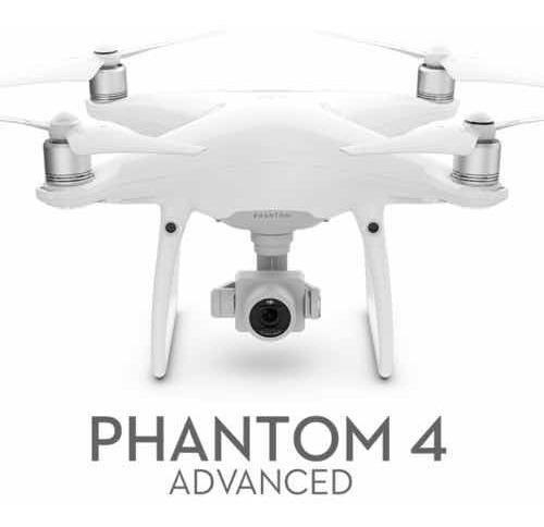 Drone Dji Phantom 4 Advanced + Acessórios
