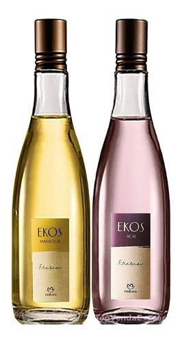 Perfume Frescor Acaí Y Maracuyá Ekos - mL a $137