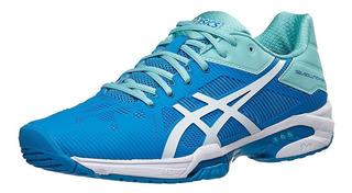 Tenis Asics Gel Solution Speed 3 Deportes y Fitness en