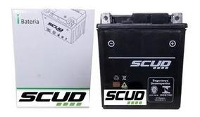 Bateria Stx7l-bs - Twister/fazer 250/cb 300 6ah Scud