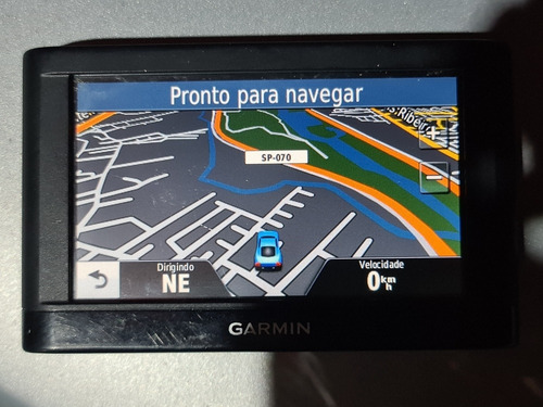 Gps Garmim Nuvi 42lm C/ Carregador Veicular Usado