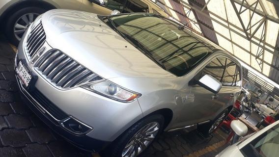 Lincoln Mkx V6 Awd Premier Piel Qc Nav 4x4 At 2011