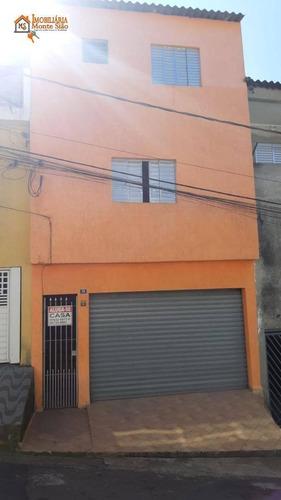 Casa À Venda, 125 M² Por R$ 286.000,00 - Jardim Arapongas - Guarulhos/sp - Ca0281