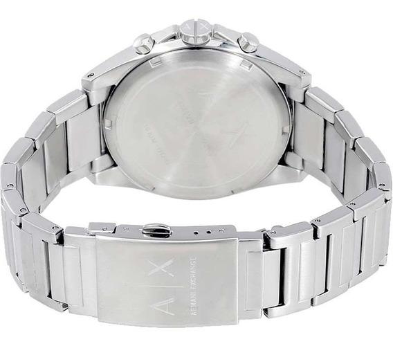 Relógio Armani Exchange Masculino Original Nota Ax2600/1pn