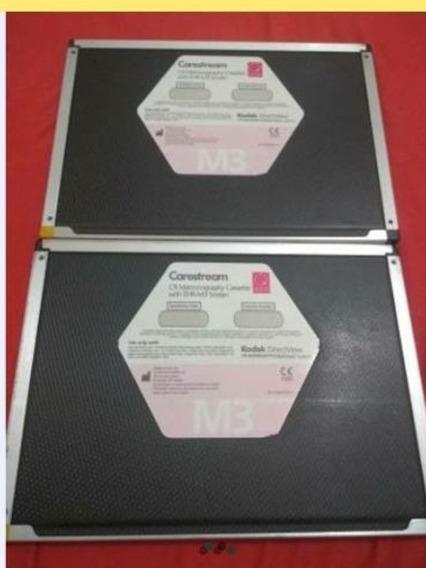 Cassetes Carestream Para Mamografia M3 18x24 Ou 24x30