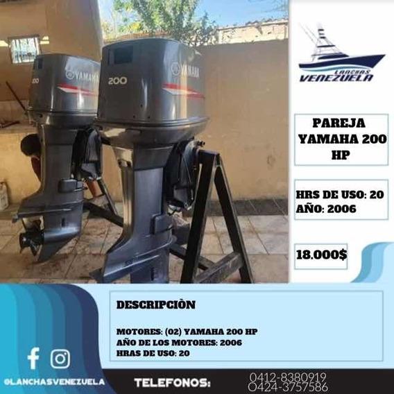 Motores Yamaha 200hp Lv292