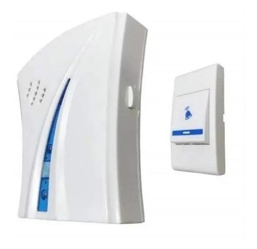 Campainha Sem Fio Wireless 100 Metros 36 Toques Residencial