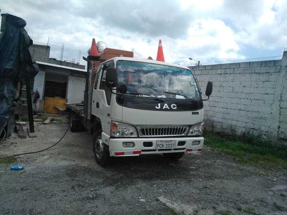 Camión Jac 6 Toneldas Hfc 2014 $ 16.500