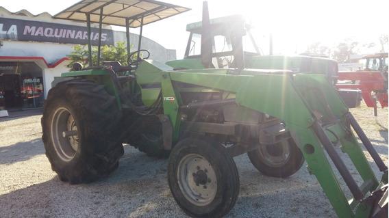 Tractor Deutz Ax 100 Con Pala Frontal Impecable