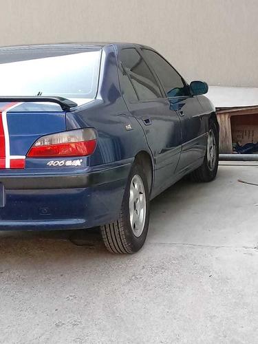 Peugeot 406 St Sedan 2.0 16v