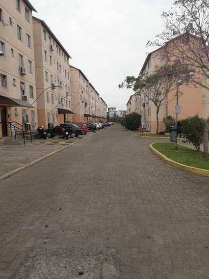 Apartamento Com 2 Dormitórios À Venda, 36 M² Por R$ 106.000 - Vila Nova - Porto Alegre/rs - Ap1455