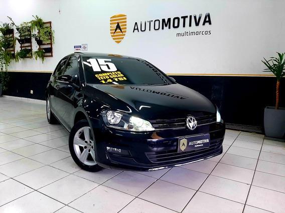 Volkswagen Golf Tsi 1.4 2015 Automático