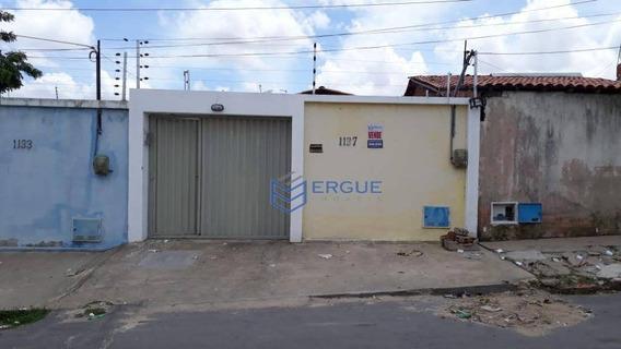Casa Com 3 Dormitórios À Venda, 72 M² Por R$ 200.000 - Parque Potira - Caucaia/ce - Ca0725