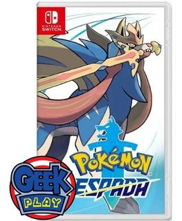 Pokémon Sword/espada Para Nintendo Switch.