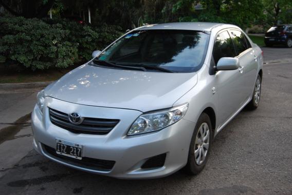 Toyota Corolla Xli 1,8 2010!!!