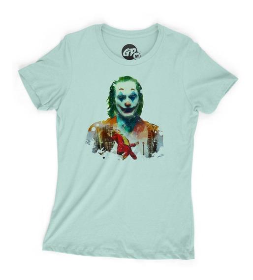 Playera Grapics Joker Joaquin Phoenix Guason 2019 Cine Dama