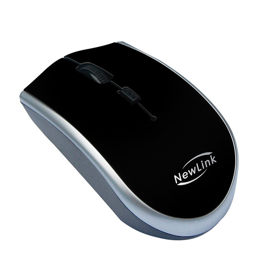 Mouse S/fio Usb C/scroll 1600dpi Start Mo202 Newlink