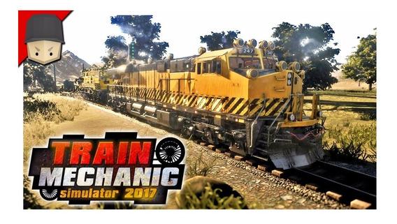 Train Mechanic Simulator 2017 Pc