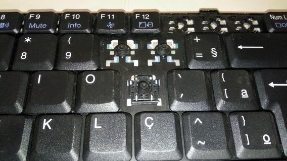 Kit Uma Tecla Avulsa Notebook LG R580 R560 Aeql5600010 Ql5