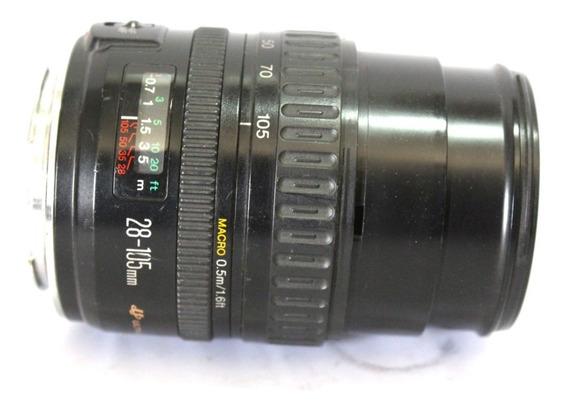 Lente Canon 28-105mm Sucata Para Retirada De Peças