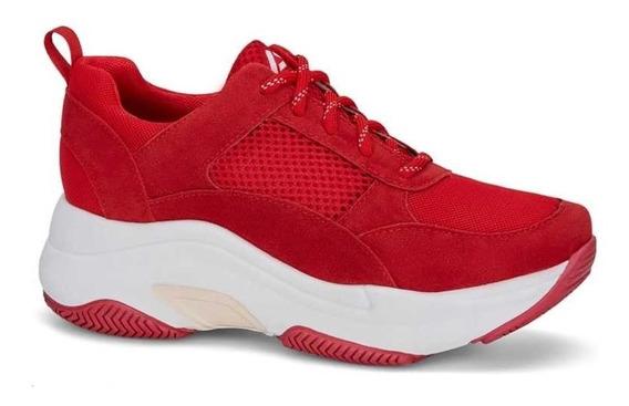 Sneakers Andrea Retro Must Gym Tenis Chunky Urbano