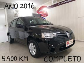 Renault Clio 1.0 16v Expression Hi-power 5p 2016