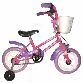 Bicicleta Rodado 12 Soy Luna Bluebird Nena Macisas - Rosario
