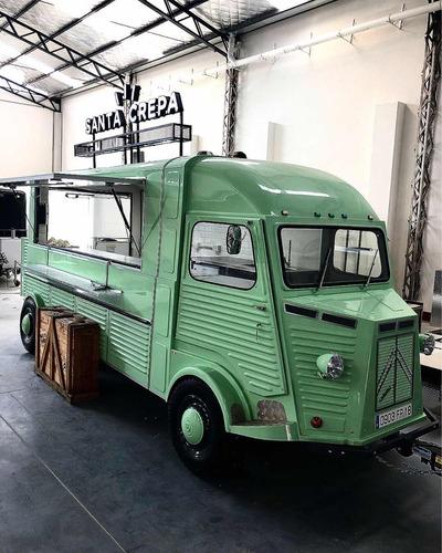 Food Truck Patentados, Habilitables En Caba Anticipó