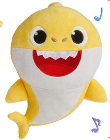 Pelúcia Musical Baby Shark Importado Babyshark