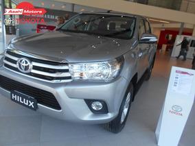 Nueva Toyota Hilux 4x2 Cd Sr 2.4 Mt 2018 - Asahi Motors