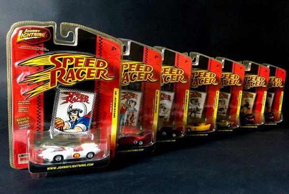 Auto Johnny Lightning Speed Racer Meteoro Lote De Colección