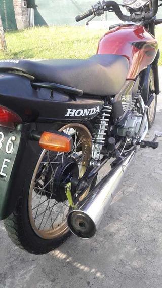 Honda Cg Fan