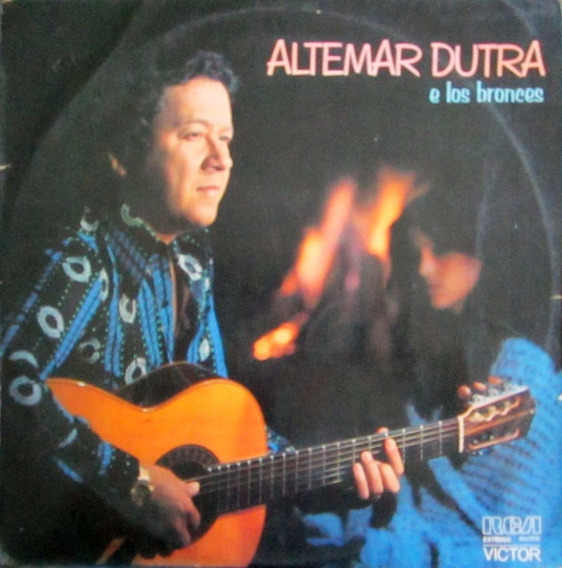 Lp Altemar Dutra E Los Bronces