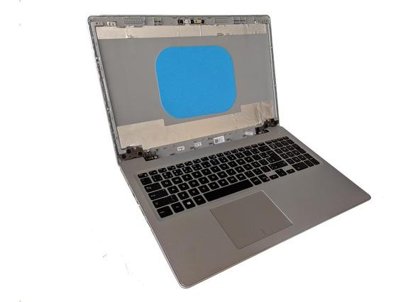 Carcaça Completa Dell Inspiron 5570 Com Teclado